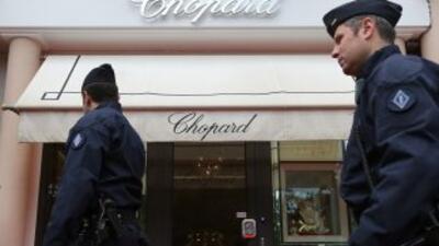 Chopard ha sido patrocinador oficial de Cannes desde hace más de 15 años...