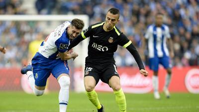 En fotos: Porto le ganó a Rio Ave con sus mexicanos y vivirá el Año Nuevo como líder de la Liga