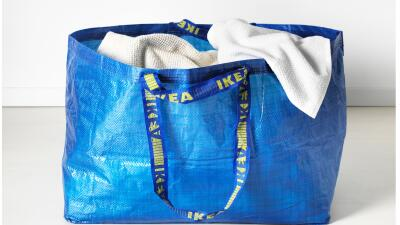 14 cosas que ya no podrás hacer con la bolsa azul de IKEA