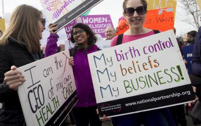 99% de las mujeres sexualmente activas usan al menos un método anticonce...
