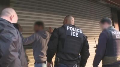 Así es una redada de inmigración desde la perspectiva de ICE