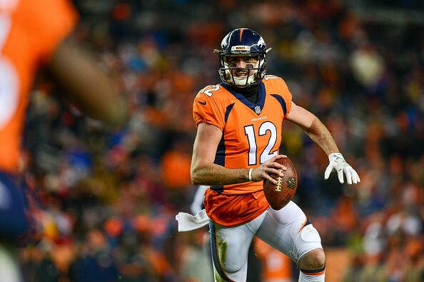 Los Denver Broncos tienen un plantel competitivo, pero no han tenido ni...