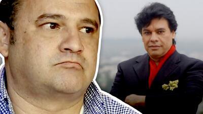 La complicada historia del primer hijo de Juan Gabriel tras caer borracho frente a las cámaras de TV