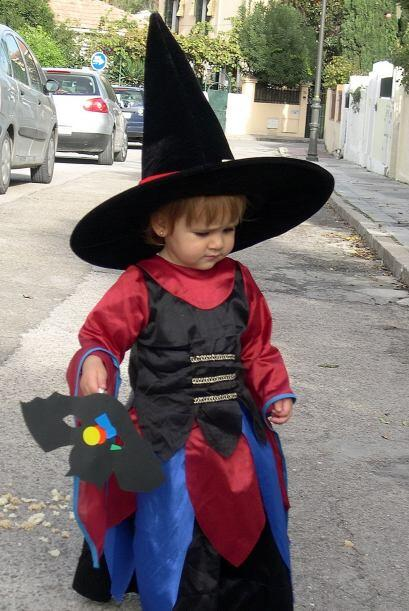 """""""Para las niñas, las brujas son una opción que nunca pasa de moda. Conse..."""