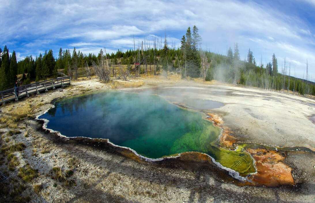 Estos son los 10 parques nacionales más visitados de Estados Unidos  YE...