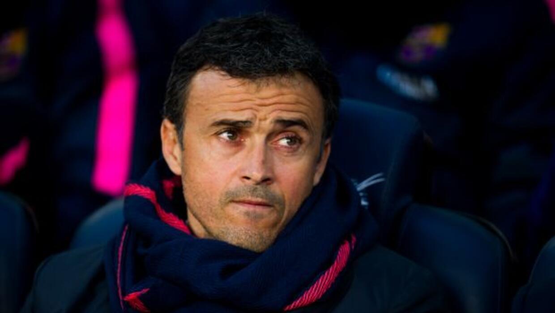 El timonel del Barcelona reconoce que su equipo está en continua renovac...