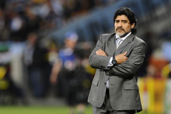 La soledad de la derrota. Alemania goleó 4-0 a Argentina y la p&a...