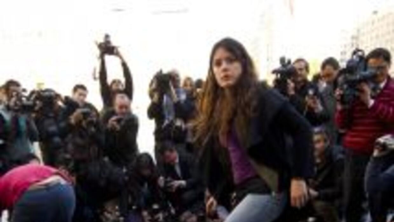 Ya son más de 40 estudiantes los que participan en la huelga de hambre d...