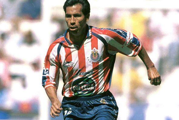 Benjamín Galindo ocupa el séptimo lugar de la lista con 20 goles anotado...