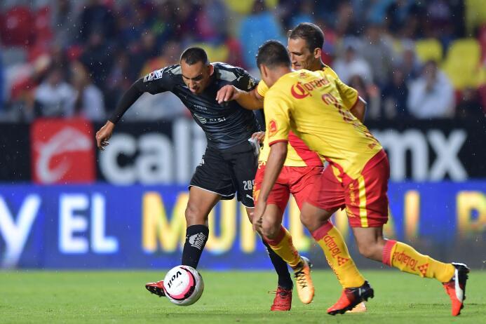 Arranca el Apertura 2017 con empate sin goles entre Morelia y Monterrey...