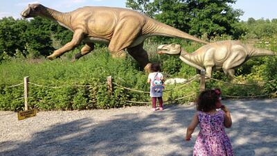 2015: el au00f1o de los dinosaurios