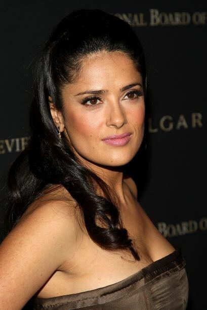Pero al final, todo le ha resultado de maravilla a esta actriz mexicana.