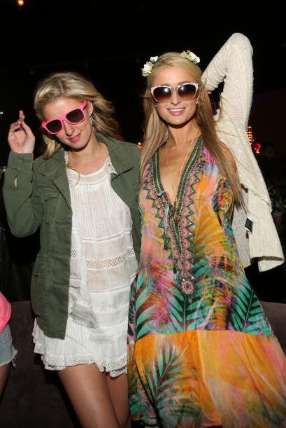Las hermanitas Hilton no dejaban las fiestas. Mira aquí los video...
