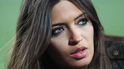 La insospechada relación de la sensual Sara Carbonero con Atlético de Madrid