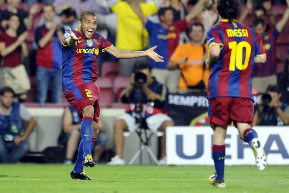 Messi marcó otro gol, falló un penalti, mandó dos balón a los postes y u...