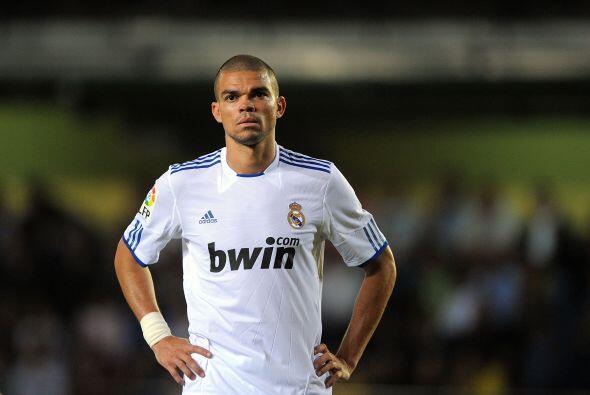 Tenemos a un guerrero en la saga defensiva, él es el portugués Pepe.
