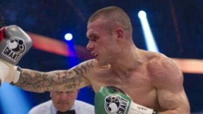 Martin Murray no podrá pelear en Estados Unidos.
