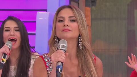 Ximena Córdoba en la 'Guerra de Sexos'