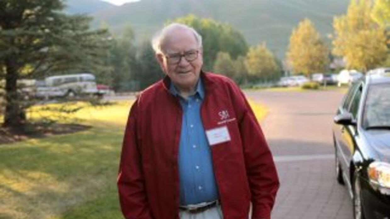 En el texto Buffett apuntó que los más acaudalados de la nación sólo pag...