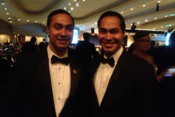 Los gemelos Castro son muy apreciados, tanto en la esfera política como...