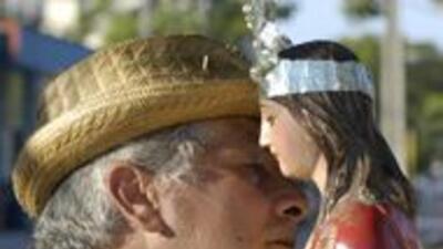 Creyente en la Isla de Juventud, Cuba