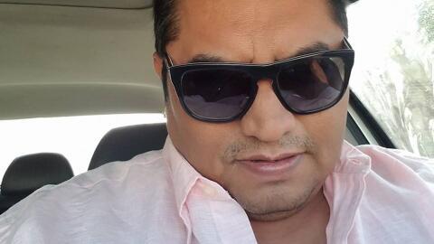 Cecilio Pineda fue tiroteado en un autolavado. Reporteros Sin Fronteras...