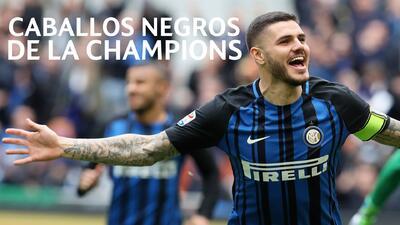 Caballos negros de la Champions: Inter de Milan