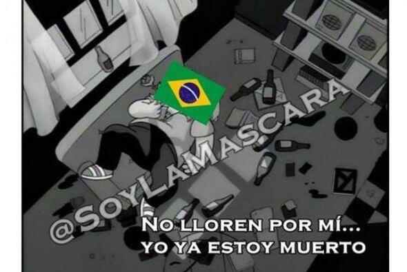 """Como Barney en """"The Simpsons"""". Todo sobre el Mundial de Brasil 2014."""