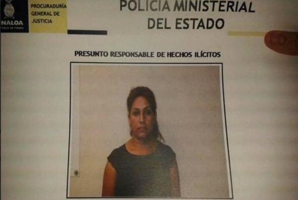 Desde entonces, Alma Delia se encuentra en la cárcel, pero esto no le im...