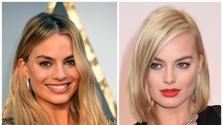 Margot Robbie Comparación
