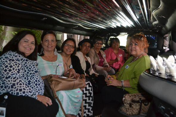 Este grupo de mamis fueron nominadas por sus hijas para ser consentidas...