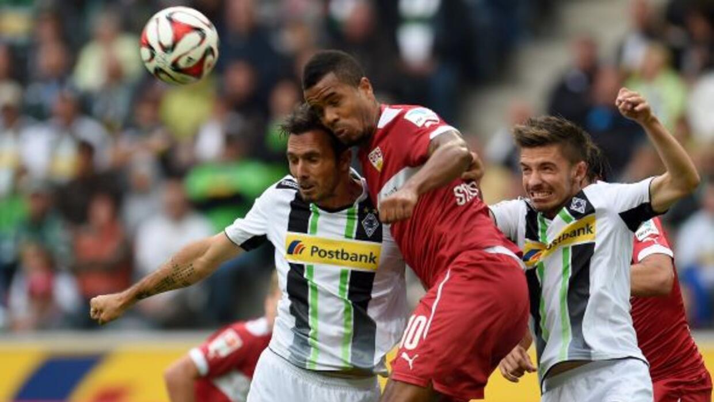 El Monchengladbach perdía hasta el último minuto, peroChristoph Kramer...