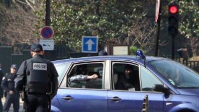 Abdelkader Merah, detenido en Toulouse, fue transferido el sábado a los...