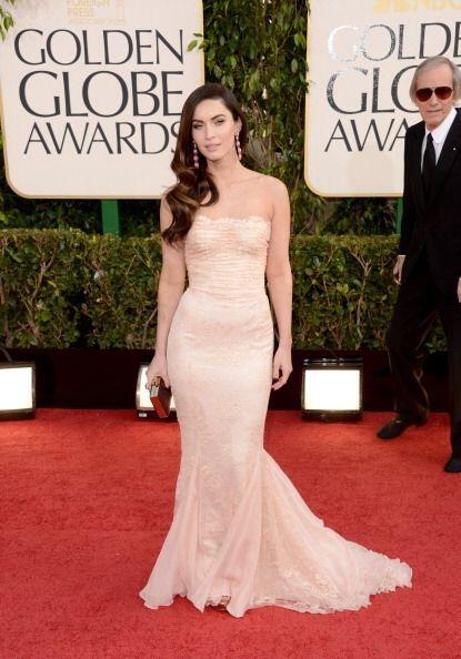 Otra chica 'nude' y fanática de Dolce & Gabbana que se llevó la noche co...