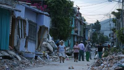Las ruinas de Jojutla: destrucción en el epicentro del terremoto (fotos)