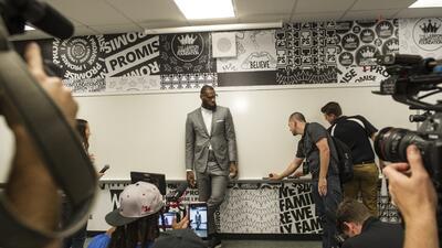 En fotos: LeBron James deja legado al estado de Ohio, inauguración de escuela 'Yo Prometo'