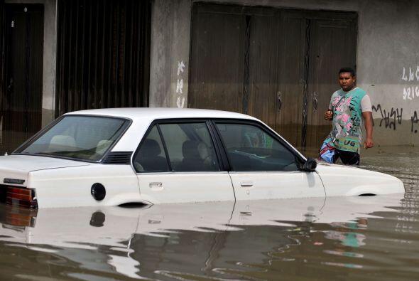 A su vez, la ministra del Ambiente, Beatriz Uribe, advirtió que las prec...