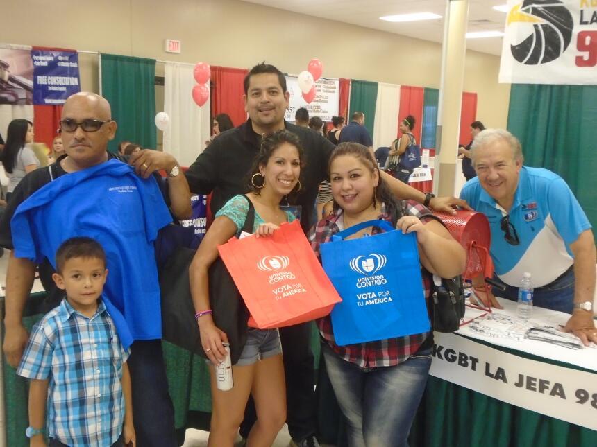 Feria de Salud y Ciudadanía en Fiestas Patrias DSC02790.JPG