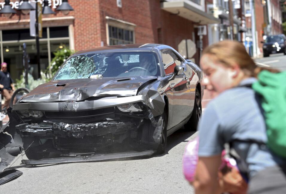 El sospechoso del atropello de una multitud en Charlottesville, un exmil...