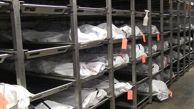 Recuperados casi 90 cuerpos o restos humanos de inmigrantes en el desierto de Arizona