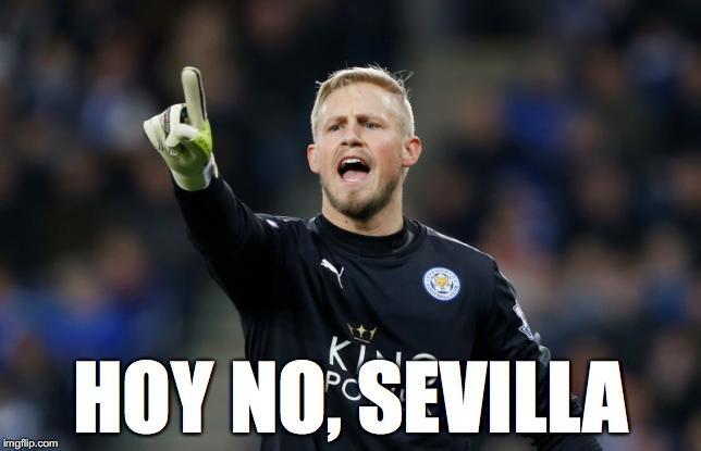 Los memes más divertidos de la nueva hazaña del Leicester ante el Sevill...