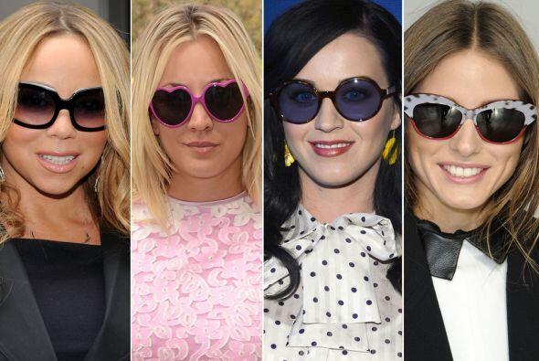 Uno de los accesorios más de moda para esta temporada son las gafas ya s...