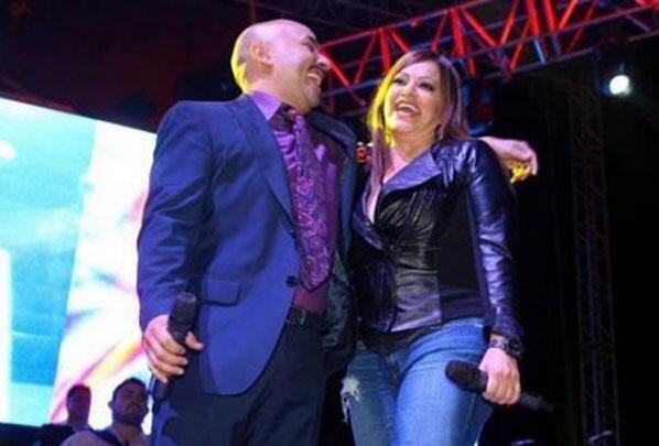 Jenni Rivera y Lupillo