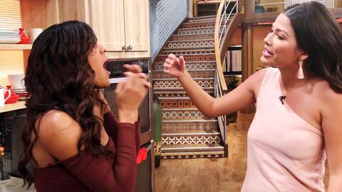 Detrás de cámaras: Francisca tuvo mala suerte en el show y Ana Patricia...