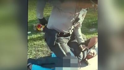 Una mujer denuncia que fue golpeada por un agente del sheriff del condado de Riverside