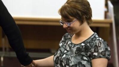 Michelle Knight, una de las víctimas de Ariel Castro.