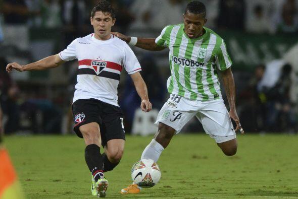 El otro colombiano que formará parte del club escarlata es Wilder Guisao...