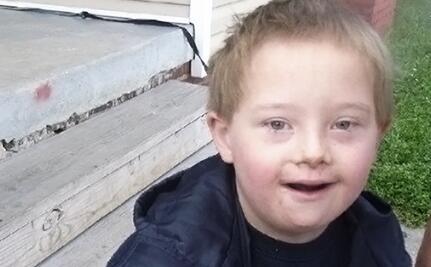 En abril del 2012, Diana Cornwell publicó las fotos de su hijo, Cole, qu...