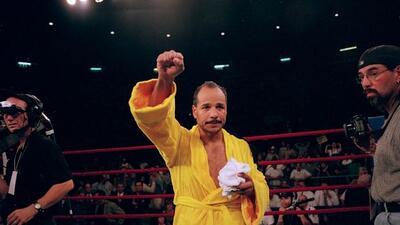 El boxeador de San Antonio Tony Ayala Jr. fue hallado muerto la mañana d...
