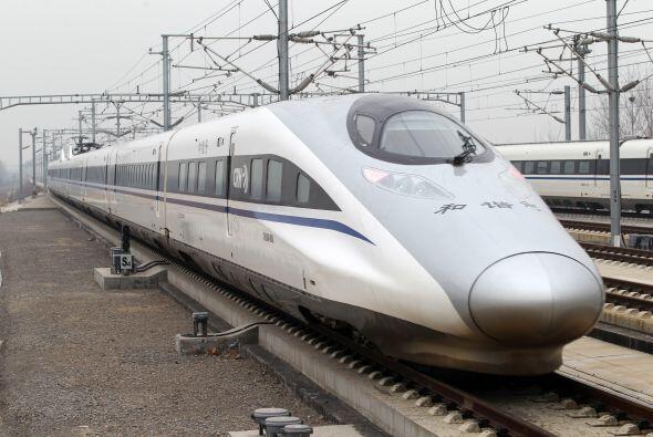 El gobierno chino inauguró el miércoles la línea f&...